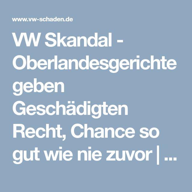 VW Skandal - Oberlandesgerichte geben Geschädigten Recht, Chance so gut wie nie zuvor | Dr. Stoll & Sauer - VW Schadensersatz