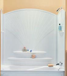 14 best tub surrounds images on Pinterest | Tub surround, Bathtub ...