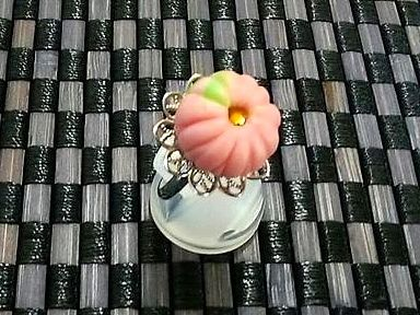 アリスの庭亭/Alice Garden 和菓子・菊・指輪 3,000円