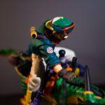 Son Gokou Desktop Real McCoy Series 01 Repaint ver.  Dragon Ball Z - http://ift.tt/1Y4v9kr