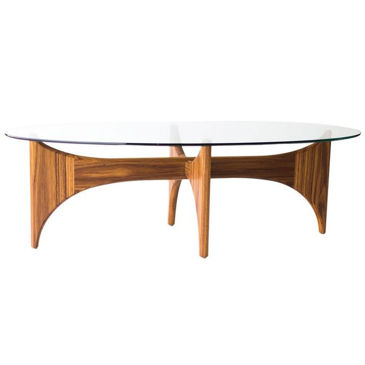 Craft Associates Outdoor Teak Coffee Table 1514 O  Contemporary, MidCentury  Modern, Transitional, Glass, Wood, Coffee  Cocktail Table by Craft Associates Furniture