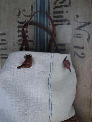 grain sack bags Bag handles installation.n.s
