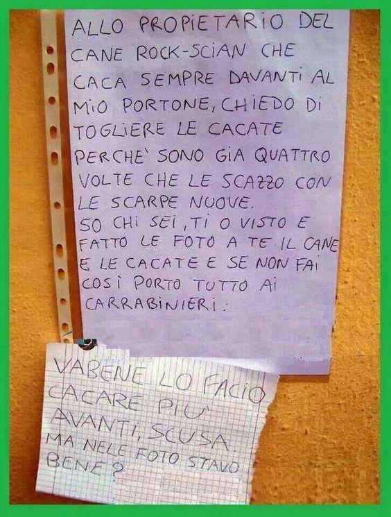 71 immagini di scritte assurde e divertenti. Almeno l'italiano sallo!