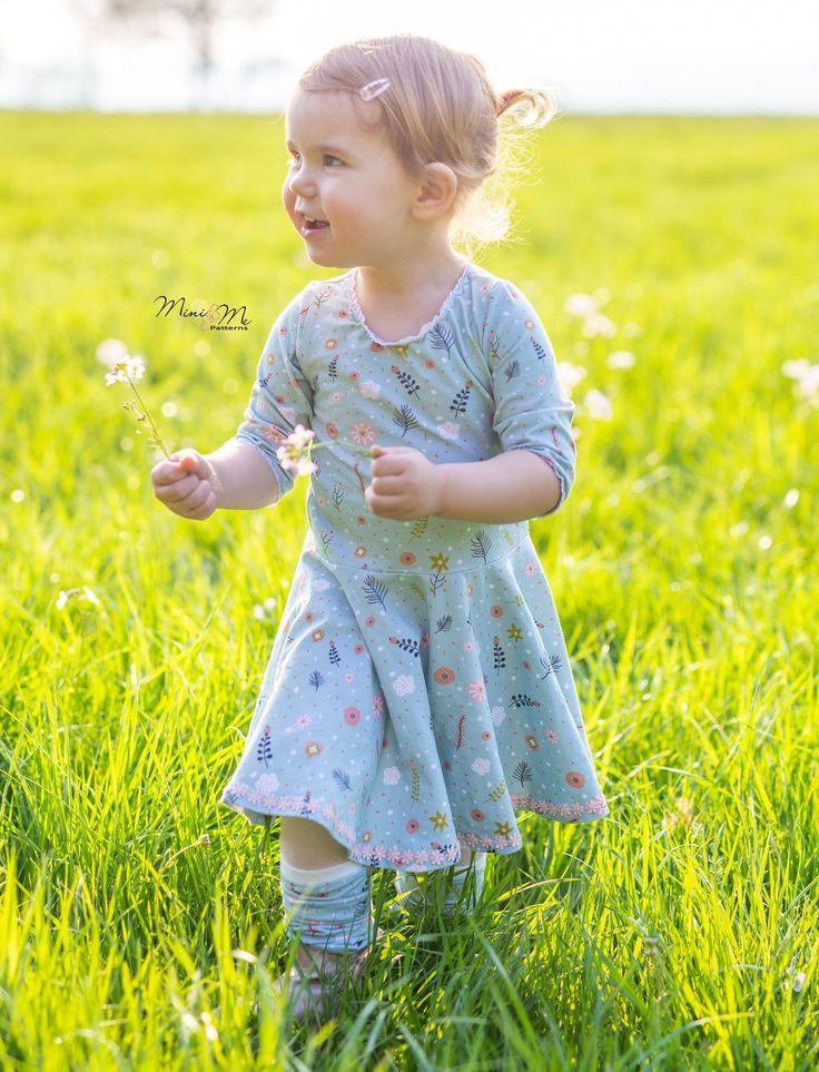 BIO Jersey Blumen so cute   Schöne stoffe, Kinder kleidung ...
