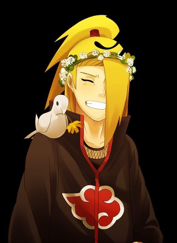 Deidara -/ Naruto Shippuden /-