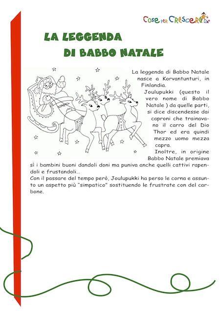 Storia Di Babbo Natale.La Leggenda E Storia Di Babbo Natale Secondo La Tradizione