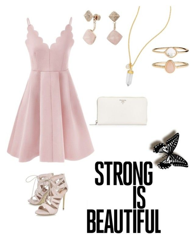 """""""A formal"""" by lowe12345 on Polyvore featuring Carvela, Prada, BillyTheTree, Accessorize and Michael Kors"""