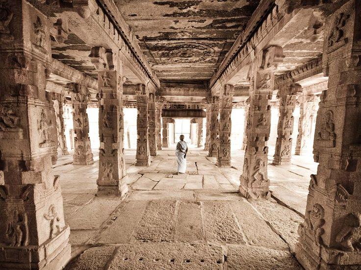 Krishna Temple, India  Photograph by Alejandra Loreto