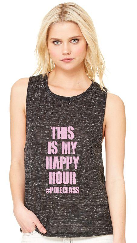 Pole class is my happy hour! CrystalDancewear.com