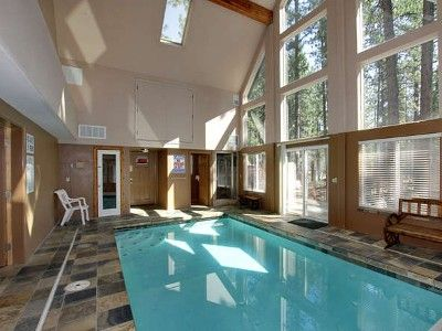 Attractive Montgomery Estates Vacation Rental   VRBO 142284   6 BR South Lake Tahoe  Lodge In CA. Luxury LodgesSouth Lake TahoeIndoor PoolsVacation RentalsCold  ...