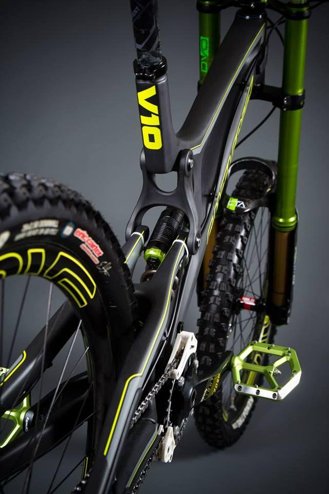 Santa Cruz V10 #bicicletas #mountainbike #todobicis http://www.todobicis.net