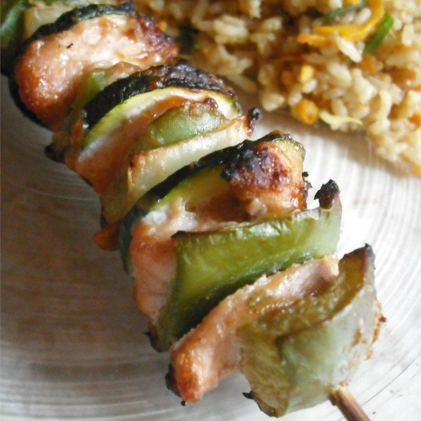"""Thai Pork Satay 