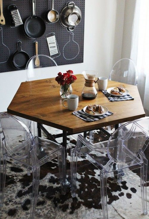 Best Industrial Dining Tables Ideas On Pinterest Industrial