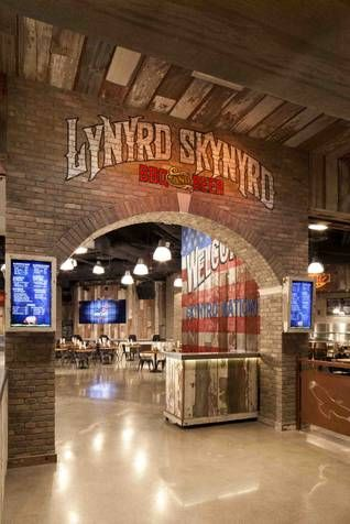 Lynyrd Skynyrd BBQ and Beer, Excalibur, Las Vegas, NV......saw Blackberry Smoke there!