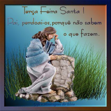 Terça-feira Santa Imagem 2