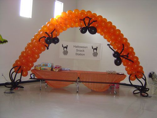 Halloween is such a fun time for both children and adults alike! Its a chance to dress up in fun costumes and eat all of the candy that your tummy can handle. We get a chance to dress up balloon d...