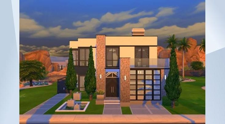 Découvrez ce terrain dans la Galerie Les Sims 4 ! - A #pretty #modern #home perfect for a #family with #kids.! It has #3bedroom and #garden with a #pool. #gettogether #gettowork #spaday #dineout #kidsroom #coolkitchen #perfectpatio #backyardstuff #oasissprings #kimmsterr #moviehangoutstuff #nocc use the #moo cheat.!