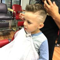 Cool kids & boys mohawk haircut hairstyle ideas 4