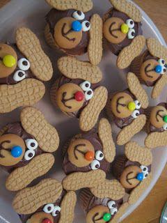Raising Boys: Puppy Dog Cupcakes