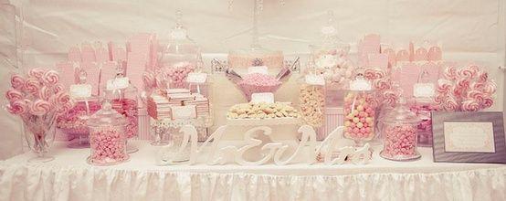 candy buffet wedding ideas - Google Search