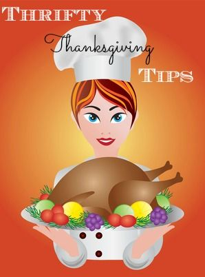 A Thrifty Thanksgiving: How to Keep Tummies and Wallets Full