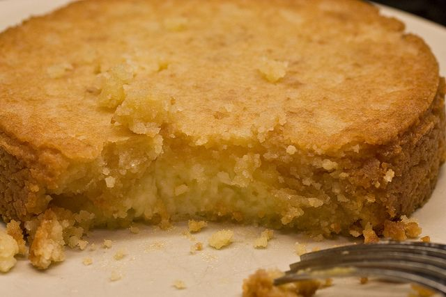 Mastros Signature Warm Butter Cake Recipe