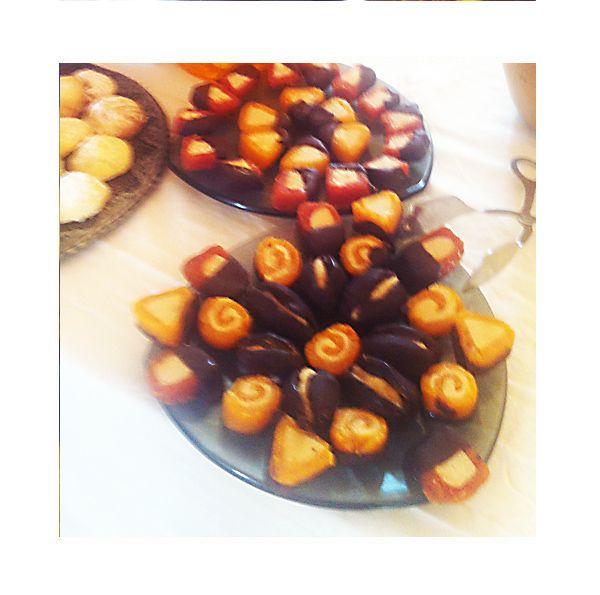 Marzipan,Dates,Apricots,Pow Pow& chocolate