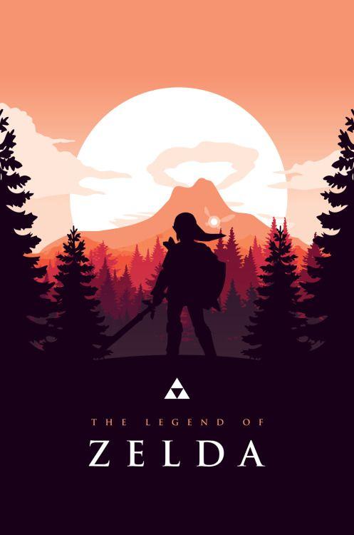 The Legend of Zelda - Keith Bogan