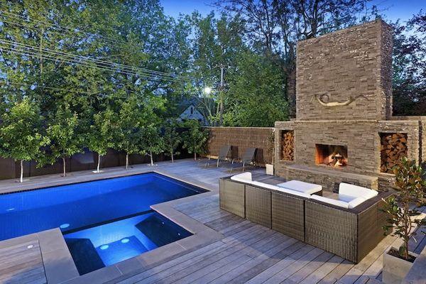 Best 12 Modern Pool Designs by Serenity Pools | Modern pools ...