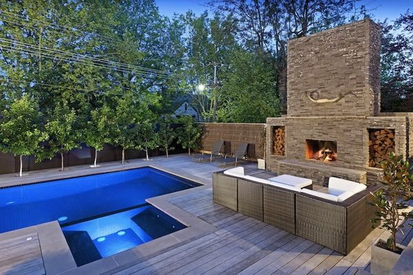 Best 12 Modern Pool Designs By Serenity Pools Small