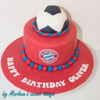 Marlene's sweet things: FC BAYERN MÜNCHEN