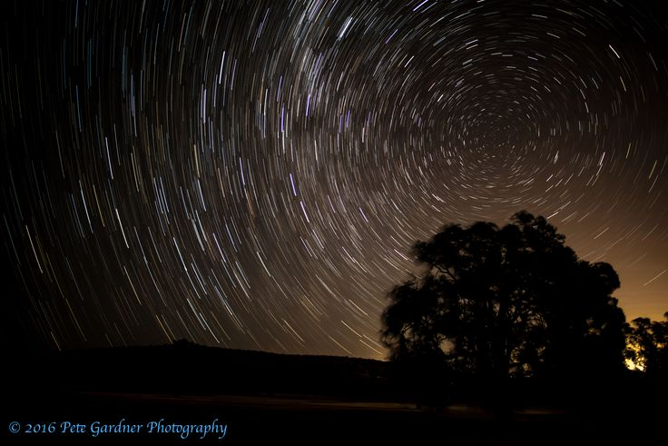 L4M2AS3a Star trails. 48 frames compiled in stars tax, Nikon D810, Nikkor 20mm f1.8. Each frame30 sec, f/1.8, ISO250, Manual white balance 5950K