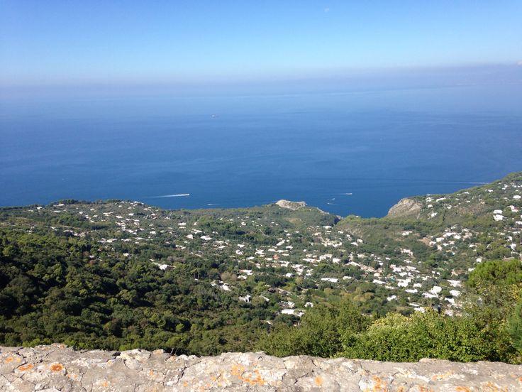 Anna Capri Italy