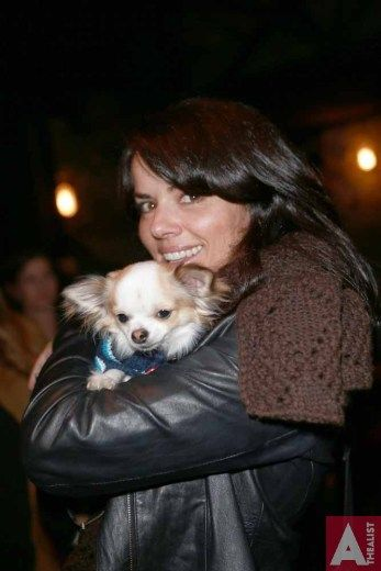 LAUNCH OF INSPECTOR SPOT | The A List  our chihuahua Peanut with Amanda Billing from Shortland Street