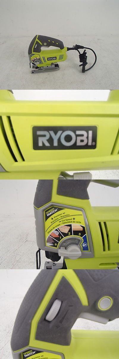 Jig and Scroll Saws 122834: Ryobi 4.8-Amp Variable Speed Orbital Jig Saw (Tool-Only) See Details -> BUY IT NOW ONLY: $35.99 on eBay!