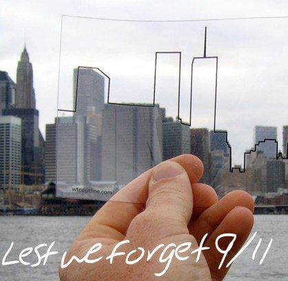 never forget. Today's been pretty heavy. Hearing about what this attack did to NYC is completely different having been there. I love that city and makes my heart hurt to know what the people who live there are going through.