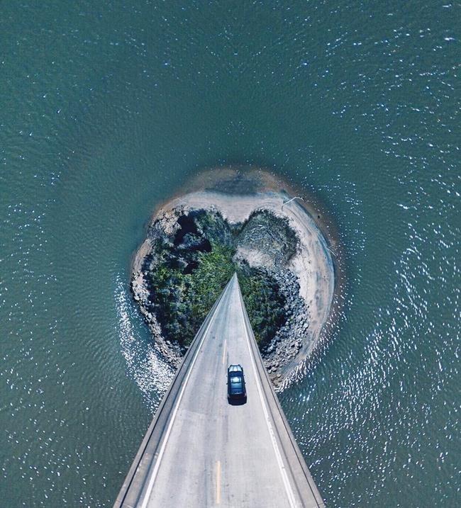 Son Dönemin Yükselen Trendi Drone Fotoğrafçılığına Örnek 25+ Çalışma Sanatlı Bi Blog 11