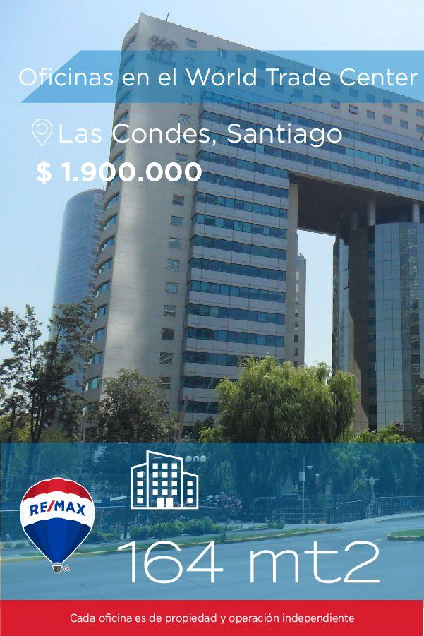 [#Oficina en #Arriendo] - Exclusivas Oficinas en el World Trade Center Santiago 👉🏼 http://www.remax.cl/1028055002-12 #propiedades #inmuebles #bienesraices #inmobiliaria #agenteinmobiliario #exclusividad #asesores #construcción #vivienda #realestate #invertir #REMAX #Broker #inversionistas #arquitectos #venta #arriendo #casa #departamento #oficina #chile