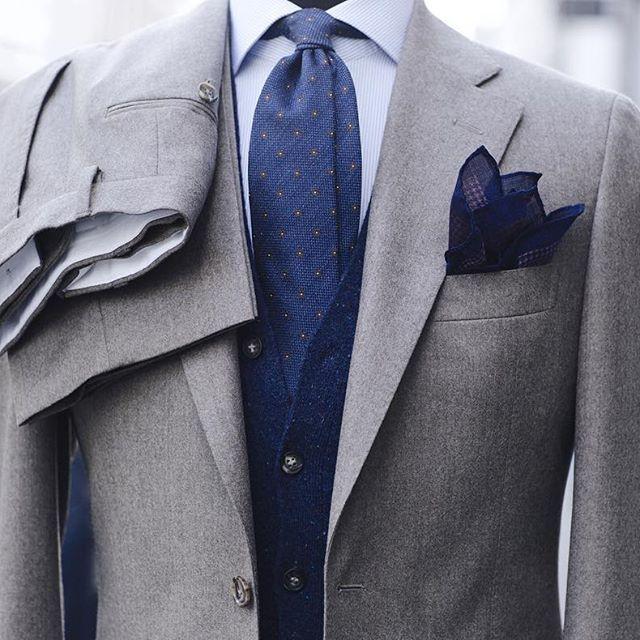 1000 Ideas About Flannel Suit On Pinterest Bespoke
