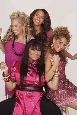 "The Cheetah Girls 2 | The Cheetah Girls 2 - TOP: SABRINA BRYAN as ""Dorinda"", KIELY WILLIAMS ..."