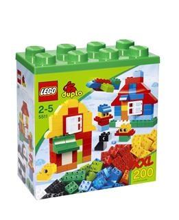 Lego Építőjáték DUPLO XXL Box 5511