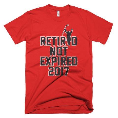 Retired Not Expired
