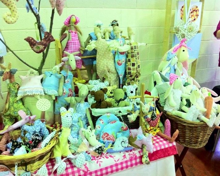 Stitch and craft - The Supermums Craft Fair