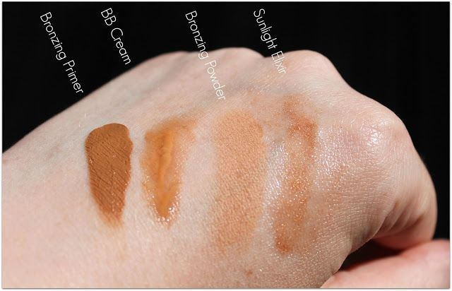 NFP: Bourjois Parisian Summer: For ALL Your Bronzing Needs!