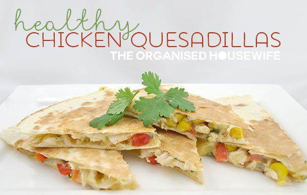 I LOVE Mexican with quesadillas being one of my favourite dishes. This is an easy weeknight dinner for families