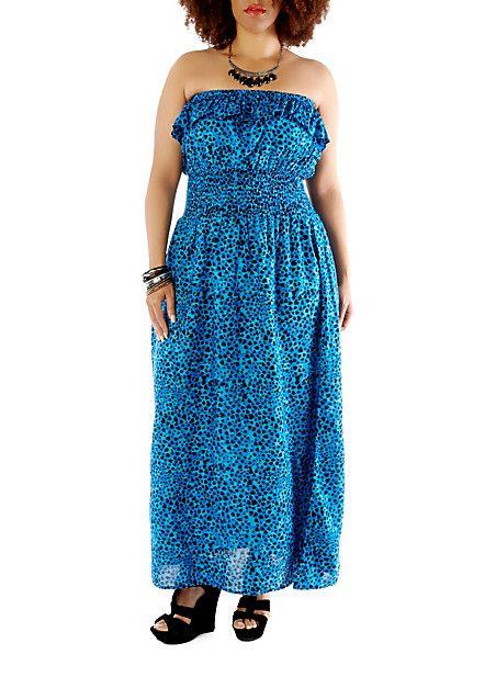a plus size fancy dress