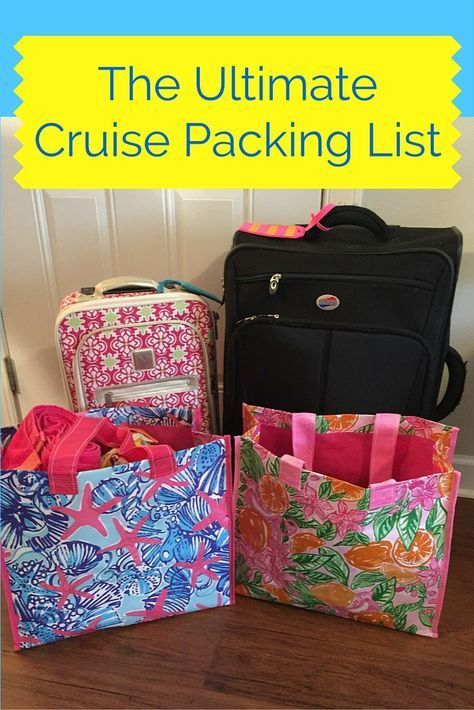 Have you ever gone on a Caribbean cruise? I love them and here is my tried & true ultimate cruise packing list. Don't spoil your vacation by forgetting some important things.