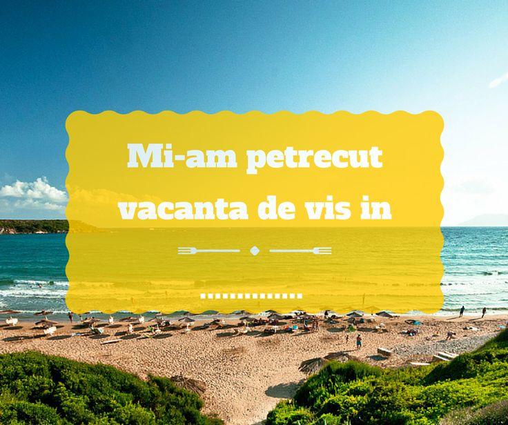 """CONCURS """"Last Minute"""". Castiga o vacanta in Grecia !"""
