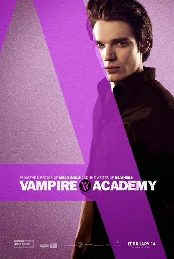 Nuevos pósteres para 'Vampire Academy: blood sisters'