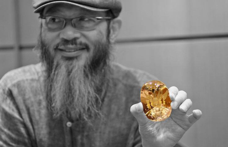 Wallace Chan Tells katerinaperez.com Readers About His Creations and Appreciation for Gemstones